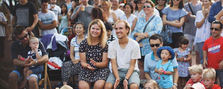FRINGE WORLD Festival 2016 keeps the Summer vibes going in Fringe-ary