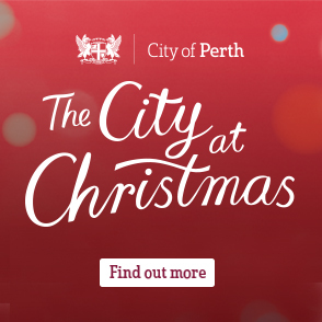 City of perth christmas web ad
