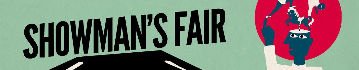 Showmans fair banner 3