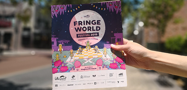 Official printed Guide has hit the streets. Get yours now!