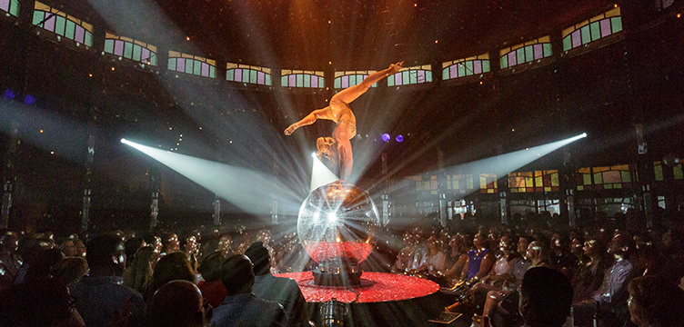 Smash-hit LA SOIRÉE returns to  FRINGE WORLD 2019