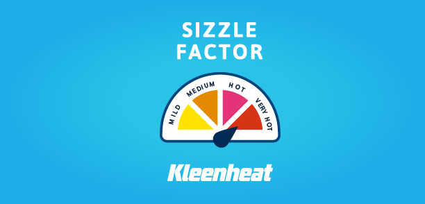Use the Kleenheat Sizzle Factor to please your squad