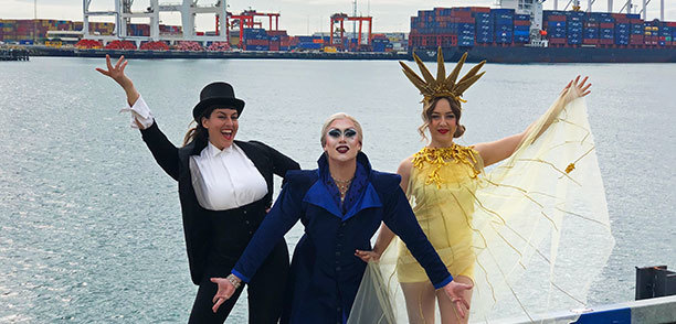 World first at FRINGE WORLD: Fringe on the Water