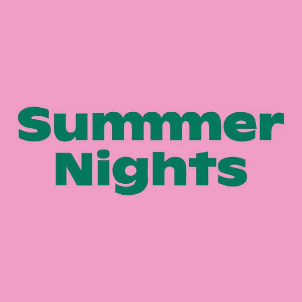 Summer nights 2020 hub header logo