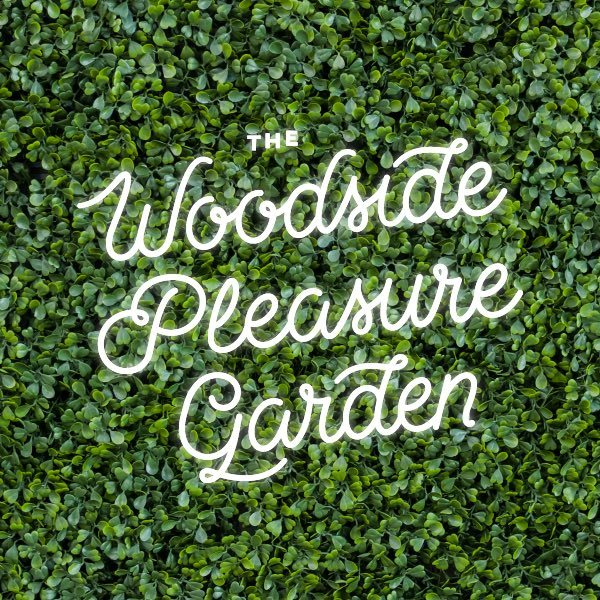 The woodside pleasure garden icon