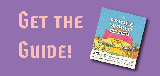 FRINGE WORLD 2020 Guide Image