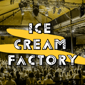 Check out what's on at The Ice Cream Factory