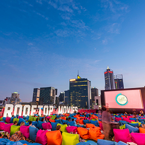 See what's showing at Rooftop Movies