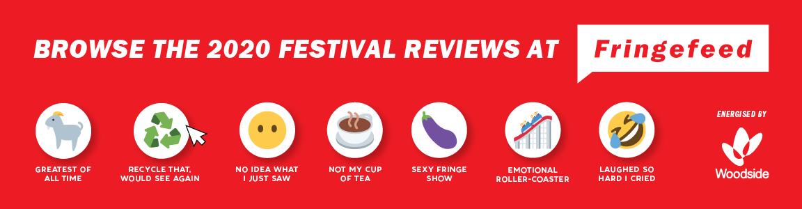 Fringefeed banner ad emoji reviews 01 01