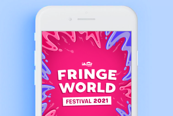 When can I get the FRINGE WORLD app?
