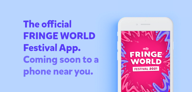 When does the FRINGE WORLD App go live?