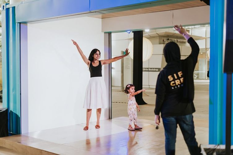 We Can Dance thanks to new ARTRAGE event